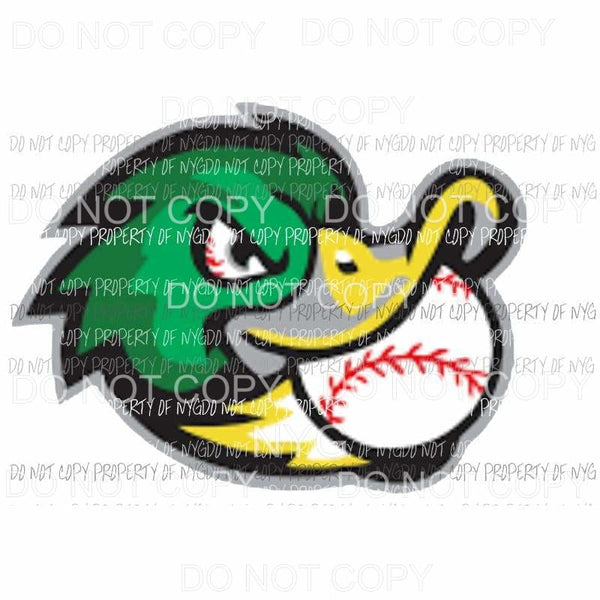 Greenheads baseball 1 Sublimation transfers Heat Transfer