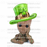 Groot St pattys day Sublimation transfers St Patricks Day Pattys day Heat Transfer
