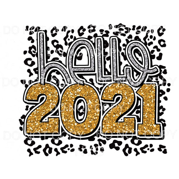 Hello 2021 #2 Sublimation transfers - Heat Transfer