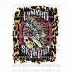 Lynyrd Skynyrd # 4 Sublimation transfers - Heat Transfer