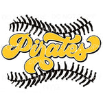 Pirates Baseball Pittsburgh Sublimation transfers - Heat