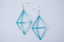 Load image into Gallery viewer, Crystal Shard Earrings (additional colors available!)