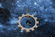 Load image into Gallery viewer, Time and Space Earrings