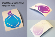 Load image into Gallery viewer, Holographic Planet Sticker