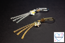 Load image into Gallery viewer, Shooting Star Earrings (additional colors available!)