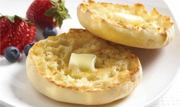 OAKRUN FARMS BAKERY ENGLISH MUFFIN T&S (6/12EA)