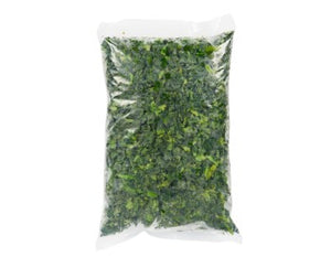 ALASKO SPINACH CHOPPED IQF (Assorted Sizes)
