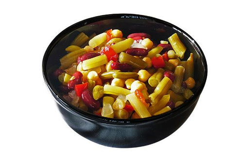 Keybrand Bean Mix salad in a bowl