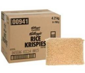 KELLOGG CEREAL RICE KRISPIES (6/700GM)
