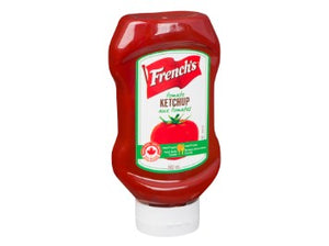 FRENCHS KETCHUP SQUEEZE UPSIDE DOWN (12/500ML)