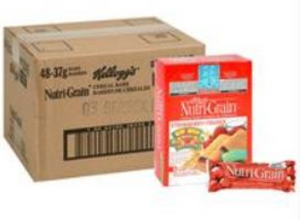 KELLOGG BAR NUTRIGRAIN STRAWBERRY (3/16EA)