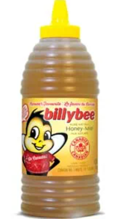 BILLYB HONEY LIQUID SQUEEZE BEE HIVE (Assorted Sizes)