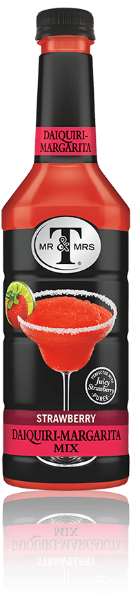 MR&MRS T'S T'S STRAWBERRY DAIQUIRI MIX (6/1LT)