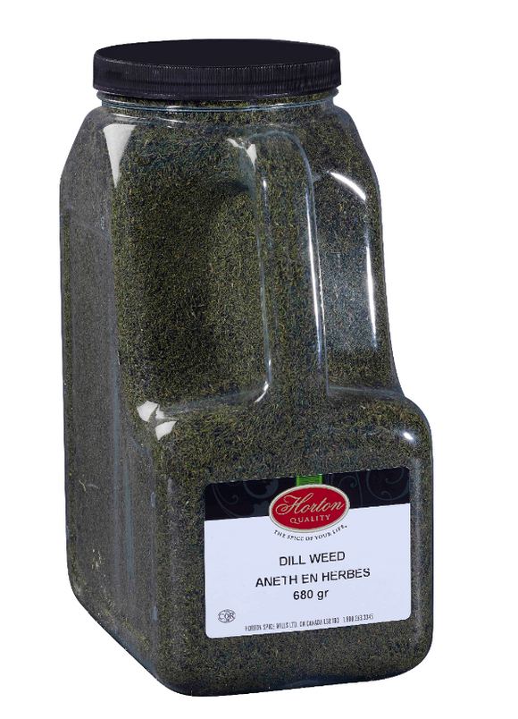 HORTON DILL WEED JUG (Assorted Sizes)