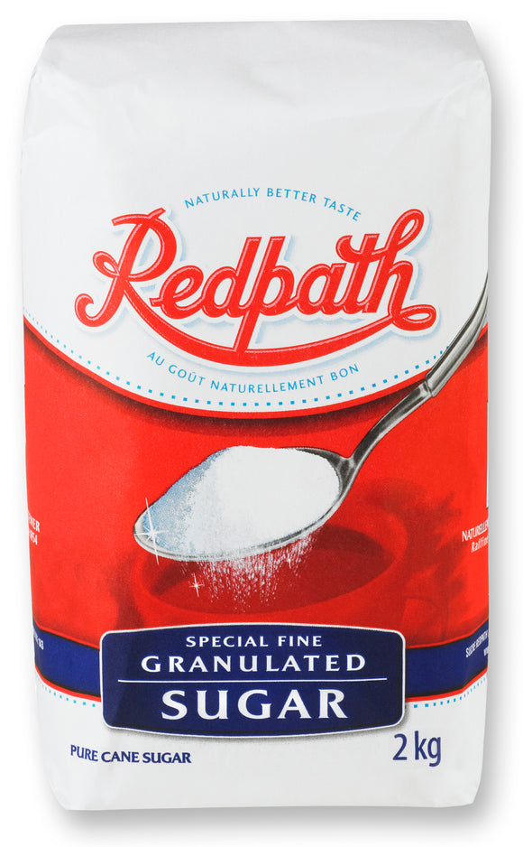 RED PATH SUGAR WHITE FINE (10/2KG)