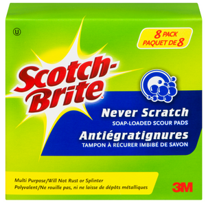 3M PAD NEVER SCRATCH SOAP (Assorted Sizes)