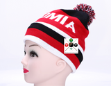 Abba Gadaa color  design Beanie Hat for Children