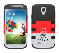 Custom Samsung Galaxy Cases - Keep Calm and Love Oromia
