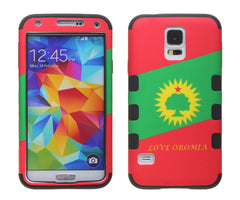 Custom Samsung Galaxy Case - Love Oromia