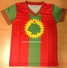 Oromia Tshirt - For Kids