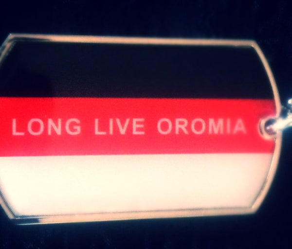 Key Chain - Long Live Oromia