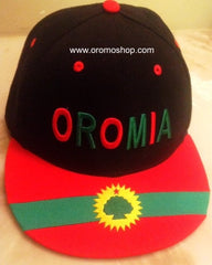 ABO FLAG DESIGN SNAPBACK HAT