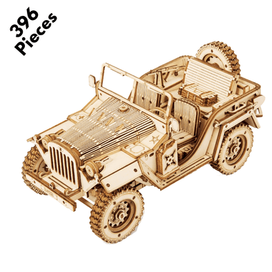 DIY Historic WWII Jeep