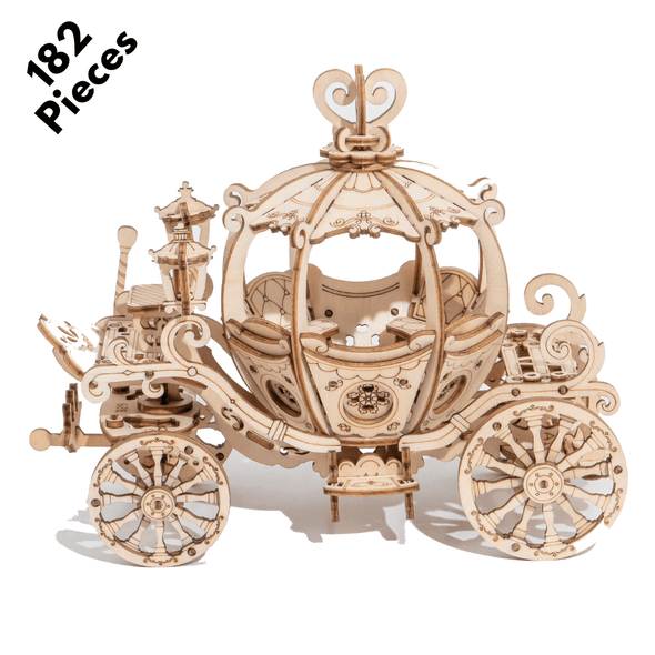 DIY The Royal Carriage
