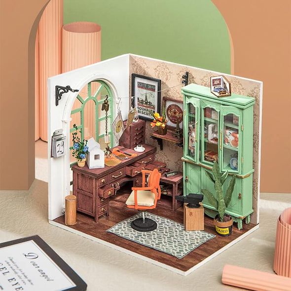 DIY Jimmy's Studio Dollhouse