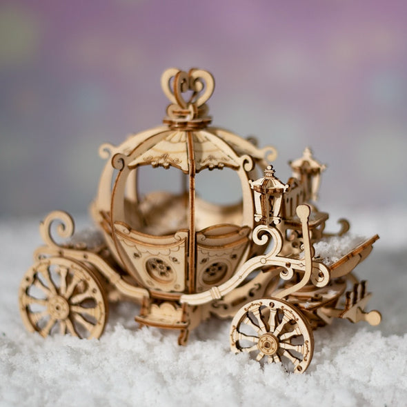 DIY The Royal Carriage - Creative-Mind