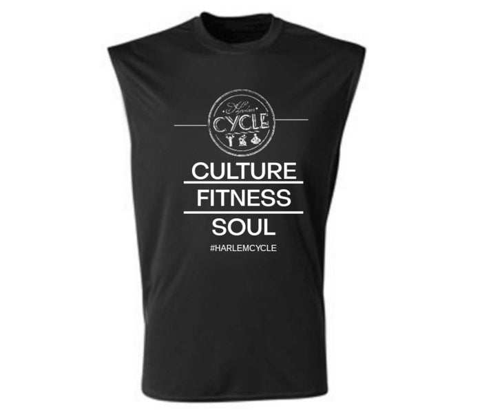 Culture, Fitness, Soul Muscle Tank