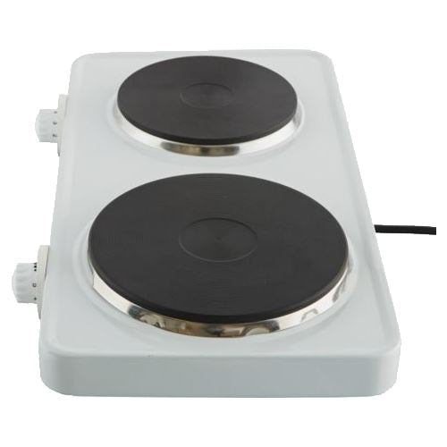 Sensio Home Double Hob Boiling Ring Hotplate