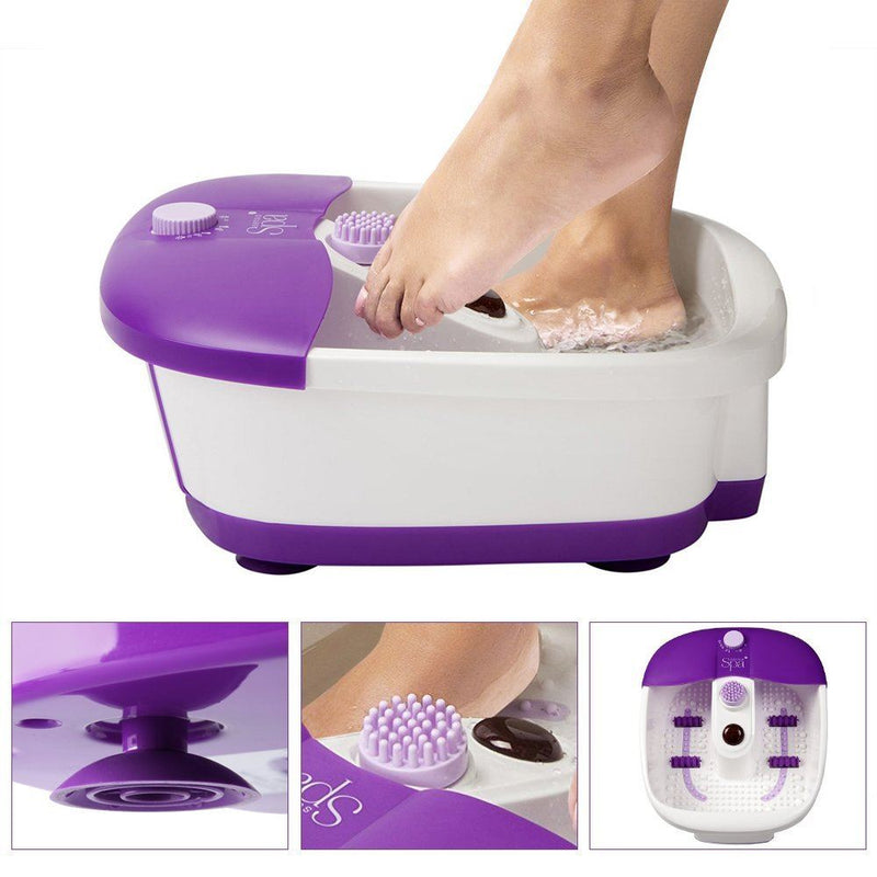 Sensio Foot Spa Massager Bath