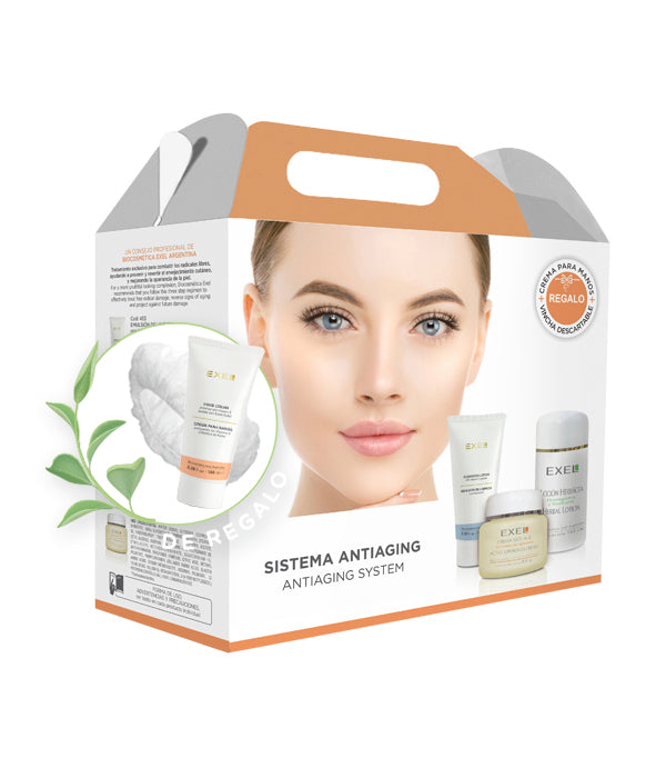 KIT SISTEMA ANTIAGING