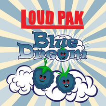 Load image into Gallery viewer, Loud Pak 60ml Vape Juice - Blue Dream