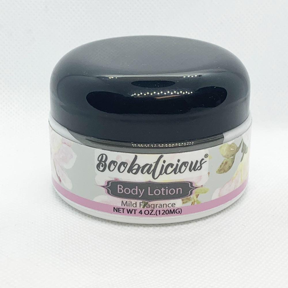 Body Lotion Boobalicious