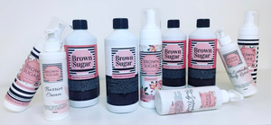 Brown Sugar Tanning Products