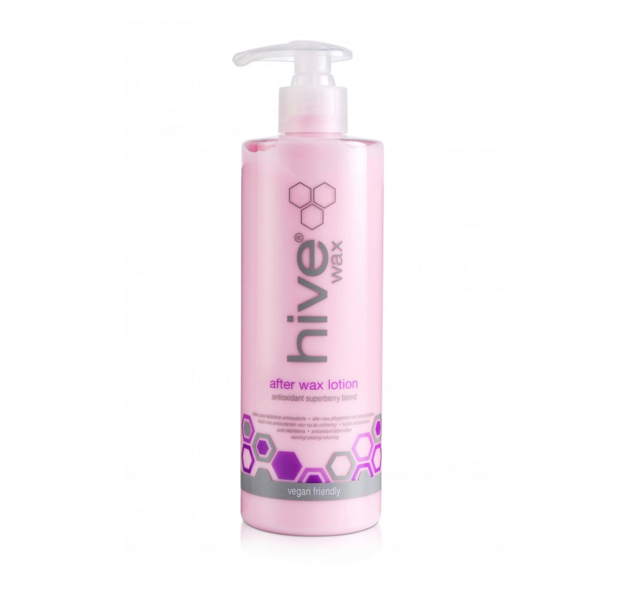 Superberry Blend after Wax Treatment Lotion