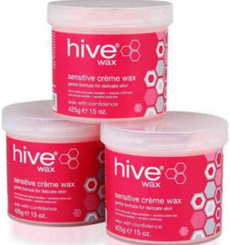 3 for 2 pack - Sensitive Creme Wax