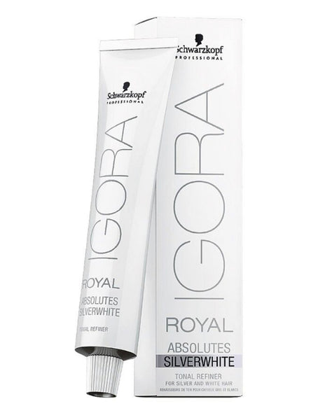 Igora Royal Absolutes Silverwhite Demi-Permanent Hair Colour