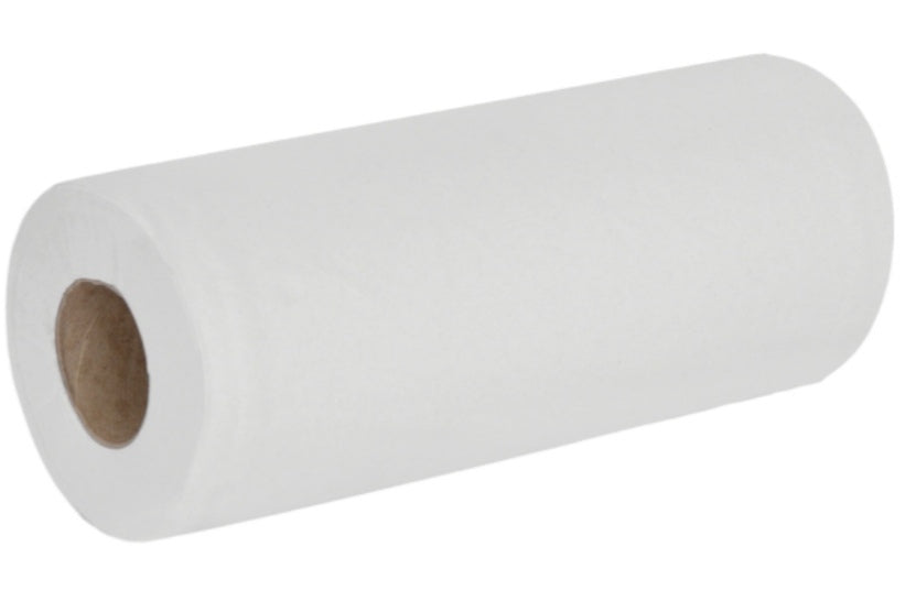 "Essentials White Couch Roll 2ply - 10"" & 20"""