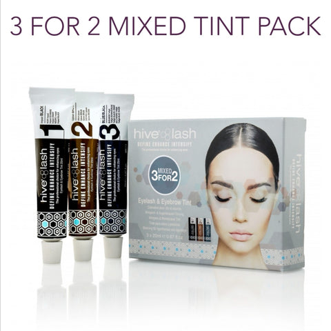 3 for 2 Pack - Mixed Tint 20ml