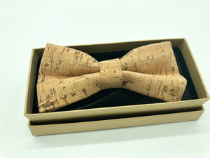 Cork Bow Tie - CBT001