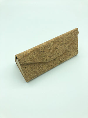 Cork Eyeglass Case - CGC020
