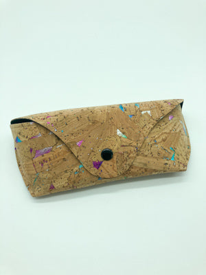 Cork Eyeglass Case - CGC012
