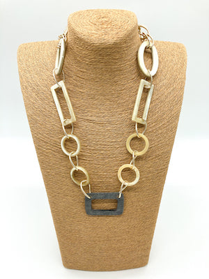 Horn Necklace - HN019