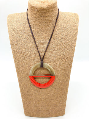 Horn Necklace - HN038A