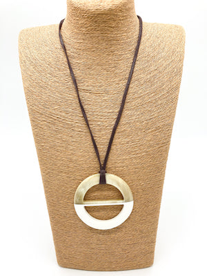 Horn Necklace - HN038
