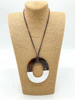 Horn Necklace - HN043A