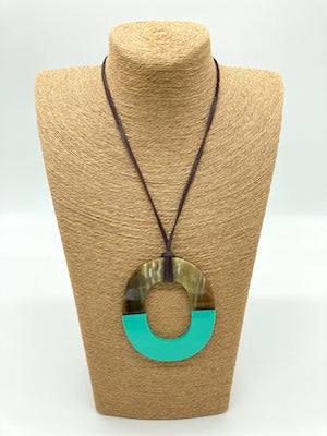 Horn Necklace - HN043B